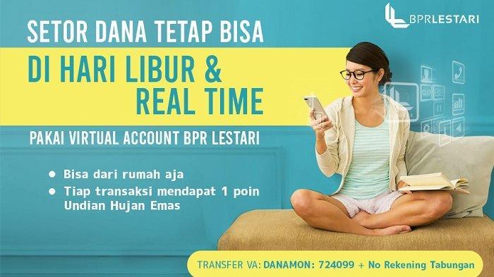 BPR Lestari Jalin Kerja Sama dengan Bank Danamon, Transfer dan Setor Dana secara Realtime