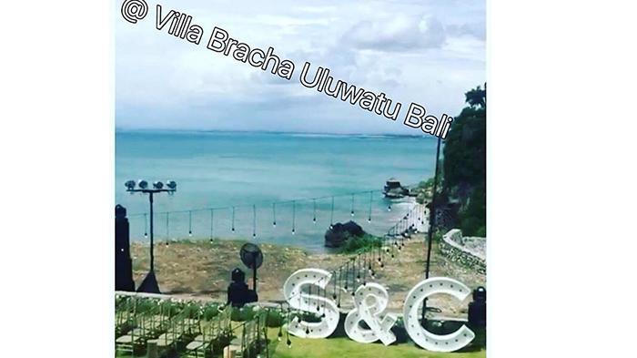 Breaking News Pernikahan Stefan Dan Celine Di Bali Dijaga Ketat Foto Nggak Sesuai Dilarang Masuk Tribun Bali