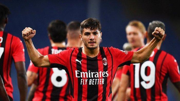 Terkini Ruang Ganti AC Milan: Brahim Diaz Temui Ibrahimovic, Scudetto & Sinyal Bertahan di San Siro