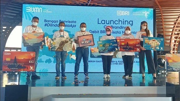 Bersinergi dengan Kemenparekraf, BRI Luncurkan Debit BRI Wisata Nusantara untuk Nasabah Usia Sekolah