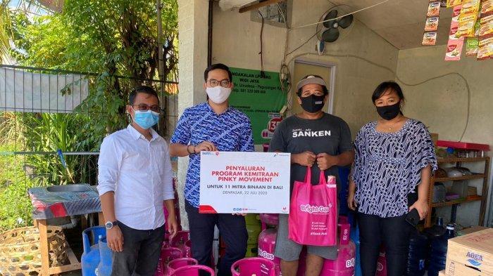 Pinky Movement Dorong UMKM Lindungi Hak Masyarakat Kurang Mampu