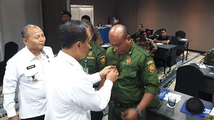 Brigjen I Putu Gede Suastawa Ajak Linmas Kota Denpasar JadiPenggiat Anti Narkoba