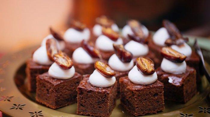 Trik Membuat Brownies Kurma dengan Tekstur Renyah tapi Tetap Lezat