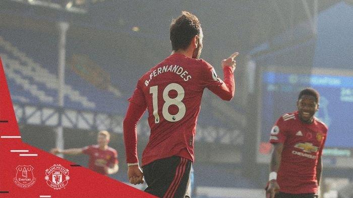 Liverpool Vs Man United, Fernandes Anggap Juergen Klopp Terlalu Berisik Soal Penalti