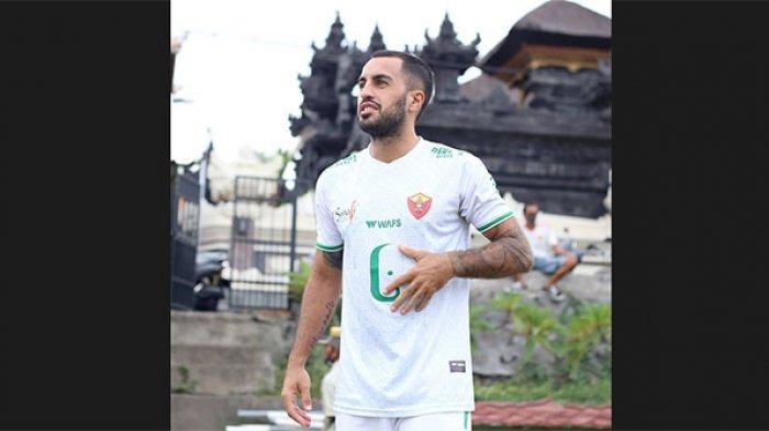 Brwa Nouri Harap 'The Winning Team' Bali United Dipertahankan Pelatih Teco