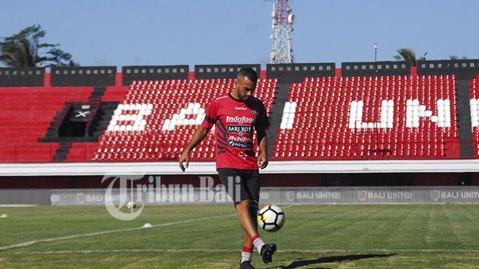 Karena Fans Bali United, Nouri Ungkap Hal yang Dipendam Selama Peminjaman di Irak