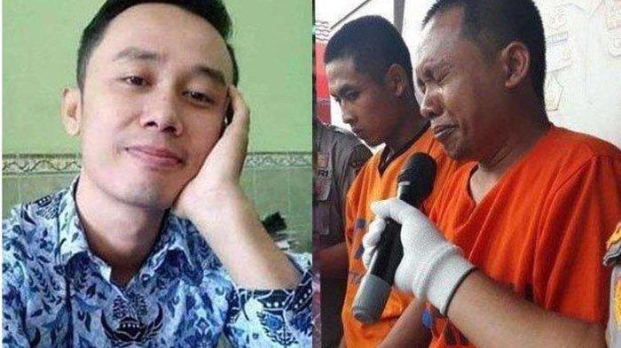 Ungkapan Penyesalan Aris Setelah Bunuh & Mutilasi Guru Honorer Budi, Polisi Beberkan Fakta Begini