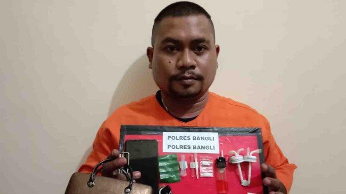 Security Villa Diciduk Polisi di Bangli, Simpan Narkoba di Tempat Kacamata