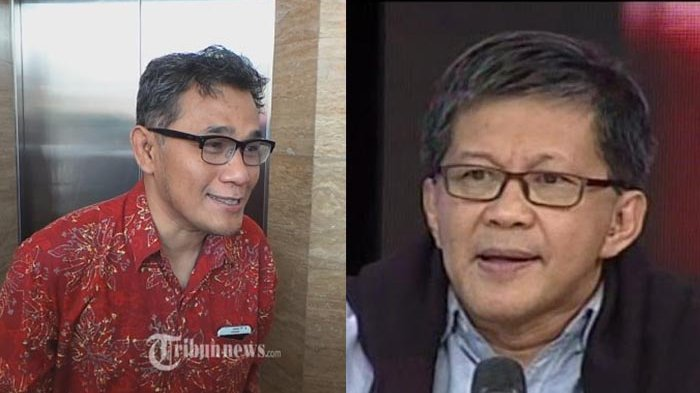 Debat Sengit Soal FPI, Kritik Tajam Budiman Sudjatmiko Langsung Ditanggapi Begini Oleh Rocky Gerung