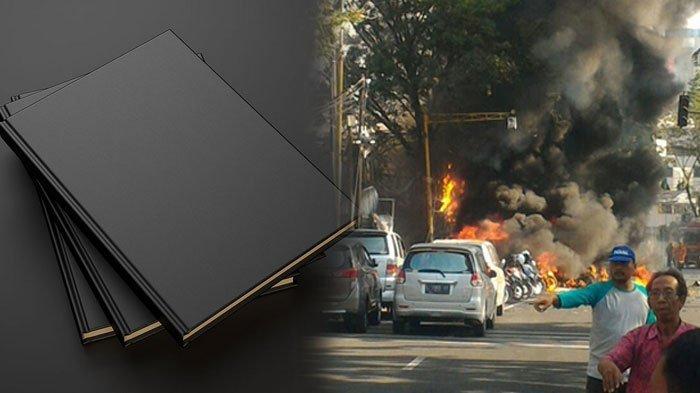Polisi Temukan Buku Panduan Teroris Bom Surabaya, Ada Petunjuk Menyamar Menjadi Warga Biasa
