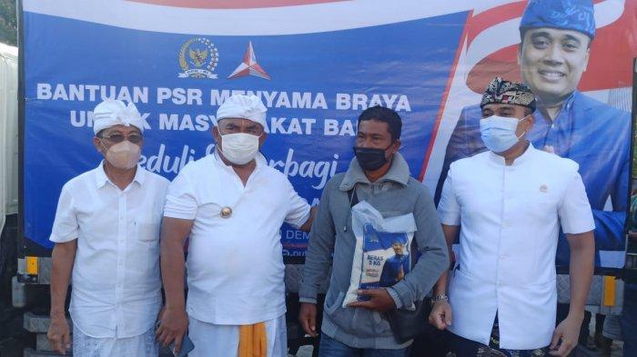 AHY Minta Kader Demokrat Bali Contoh PSR, Turun Bantu Masyarakat Terdampak Covid-19