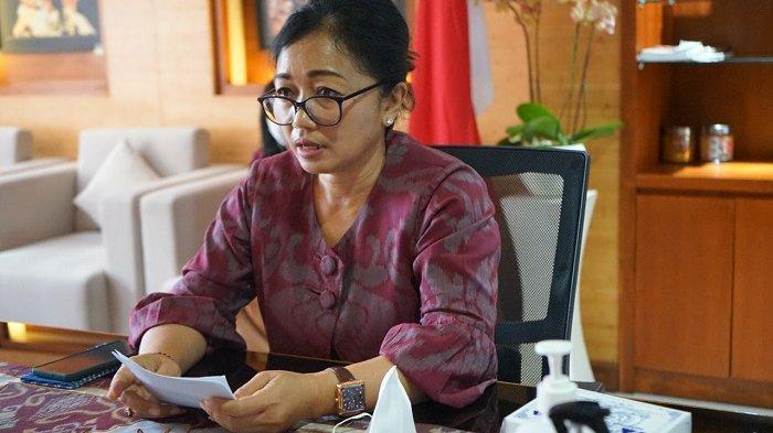 Antari Jaya Negara Buka Rapat Peningkatan Peran Bunda Paud Kota Denpasar