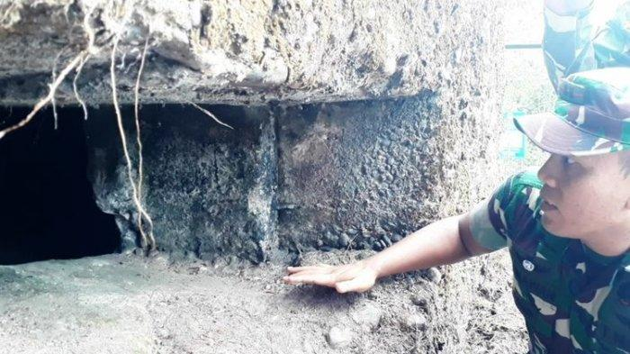 Berbentuk Z hingga Diduga Peninggalan Jepang, Fakta 4 Bungker yang Ditemukan di Palopo