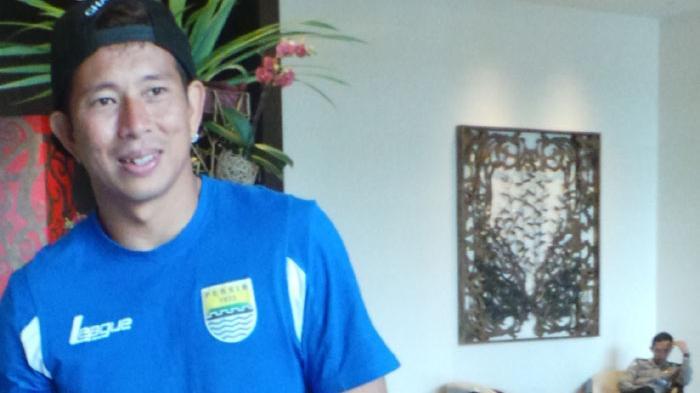 Kiper Persib Asal Bali Ini Bicara tentang Covid-19, Begini Harapannya