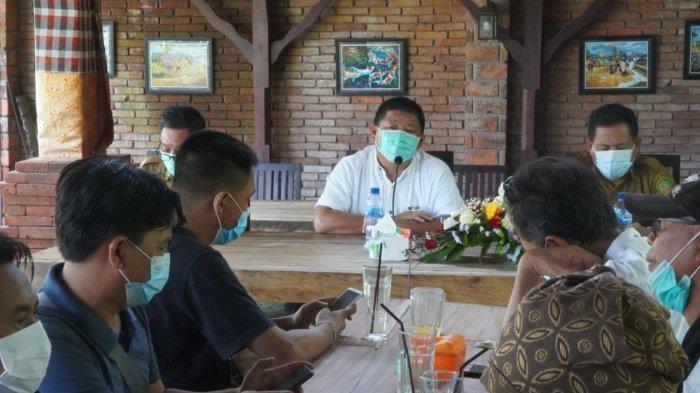 Peringati Hari Pers Nasional Ke-75 di Bali, Bupati Jembrana Putu Artha Pamitan ke Awak Media