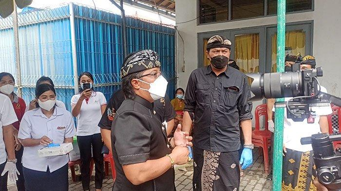 UPDATE: Bupati Badung Sebut Pelebon Ida Bagus Sunartha Melibatkan Maksimal 50 Orang