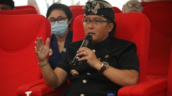 Bupati Giri Prasta Launching Inovasi Pelayanan Kesehatan dan Kependudukan di Badung