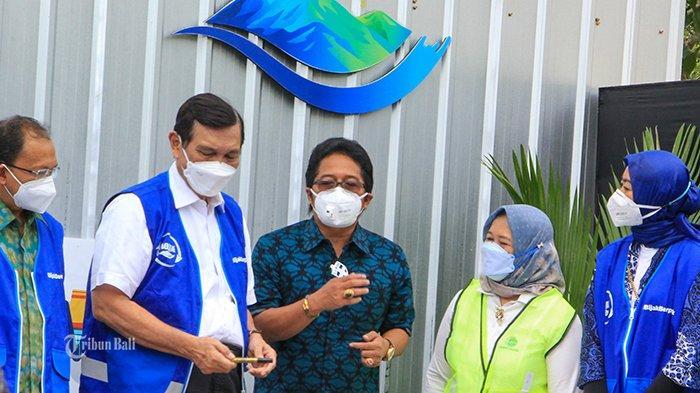 Giri Prasta Berharap TPST Samtaku Jimbaran Jadi Solusi Pengelolaan Sampah di Badung