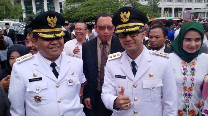 Profil Bupati Bandung Barat Aa Umbara, Tersangka Kasus Dugaan Korupsi Terkait Penanganan Covid-19