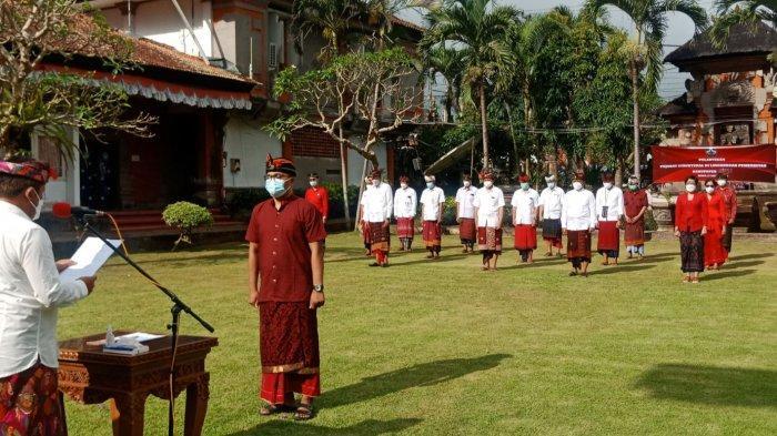 Genap Enam Bulan Menjabat, Bupati Bangli Lakukan Mutasi, Dua Wadir RSU Bangli Digeser