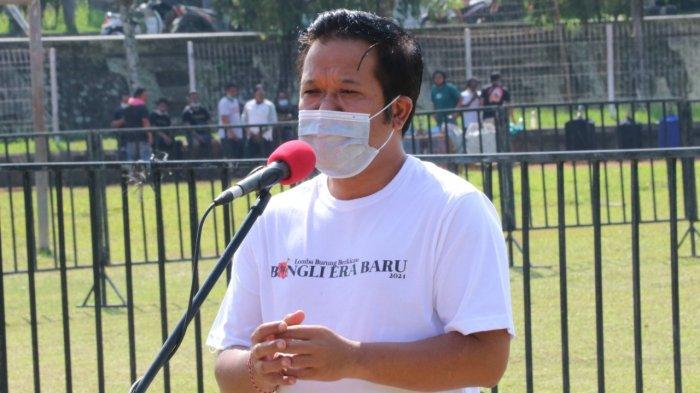 Bupati Sedana Arta Buka Lomba Kicau Burung di Bangli