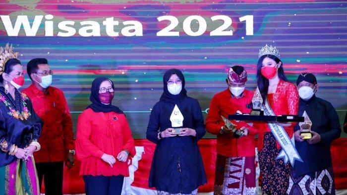 Kabupaten Banyuwangi Raih 4 Trofi Dalam Trisakti Tourism Award 2021