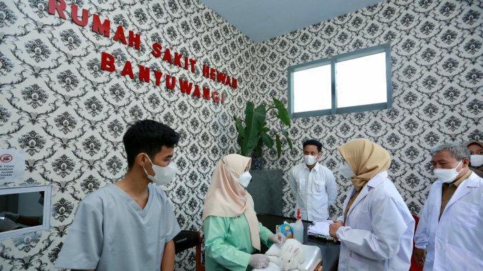 Banyuwangi Kini Miliki Rumah Sakit Khusus Hewan, Fasilitas UGD sampai Rawat Inap