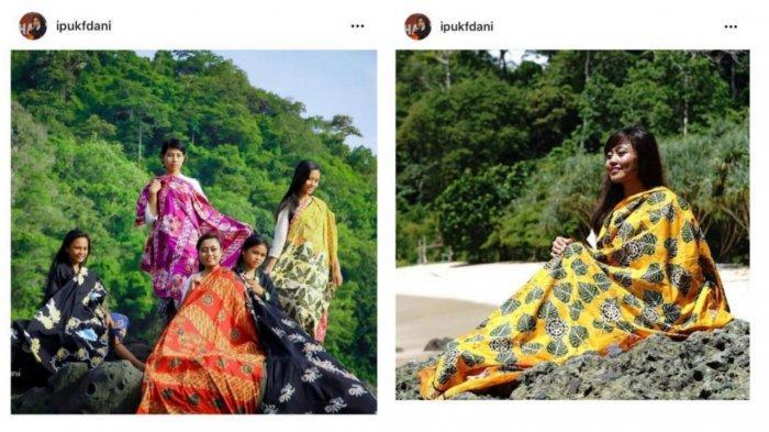 Peringatan Waisak, Bupati Banyuwangi Promosikan Batik Bermotif Filosofi Ajaran Buddha