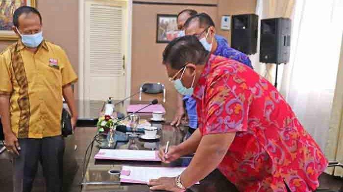 Pemkab Buleleng Beri Bantuan Keuangan ke Sejumlah Parpol Senilai Rp 1,1 Miliar