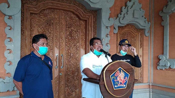 Update Virus Corona di Bali - Bupati Buleleng Umumkan Seorang Pasien Positif Corona