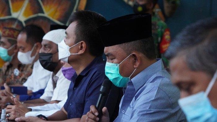 Pandemi, Bupati Jembrana Tamba Ingatkan Ibadah Tetap Jalan Tanpa Abaikan Prokes