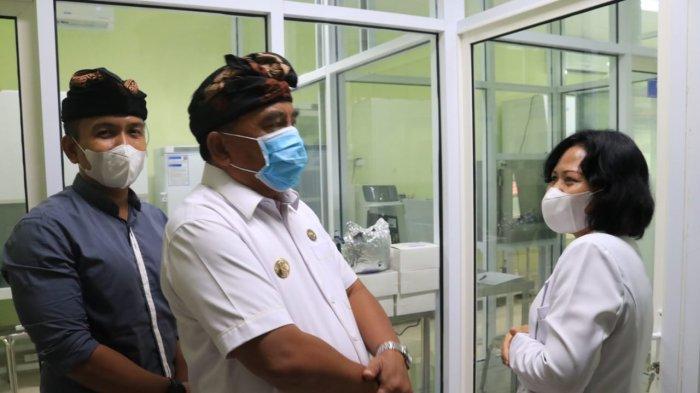Kabupaten Jembrana Bali Miliki Laboratorium PCR, Kini Uji Hasil Bisa Dipercepat