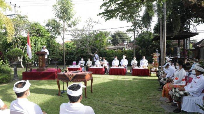 Tujuh Pejabat di Gianyar Bali Dilantik