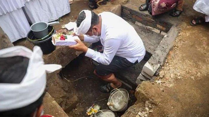 Pemkab Gianyar Gelontorkan Rp 3,8 Miliar untuk Proyek Pembangunan Pasar Desa Adat Beng