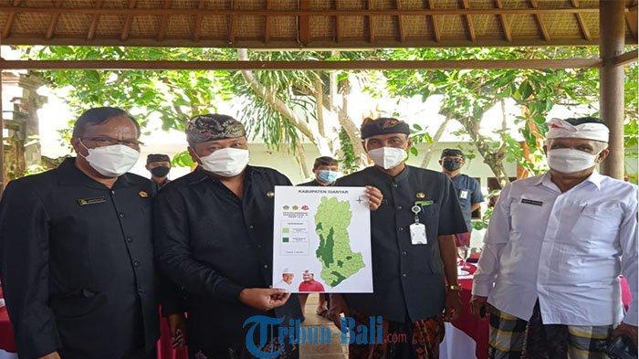Gianyar 3 Besar Vaksinasi Terbanyak di Bali, Terapkan Vaksinasi Berbasis Banjar, Capaian di 79,84%