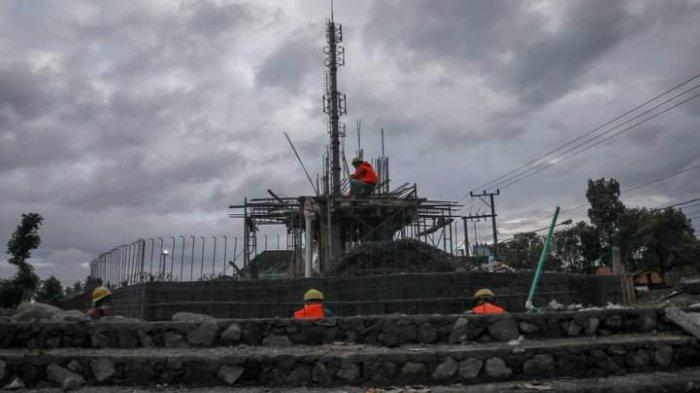 Proyek Taman Patung Kapten Dipta Gianyar Sudah Berjalan 6,8 Persen