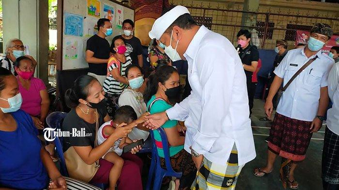 Setengah Lebih Masyarakat di Gianyar Sudah Tervaksin, Sebentar Lagi Gianyar Masuki Herd Immunity