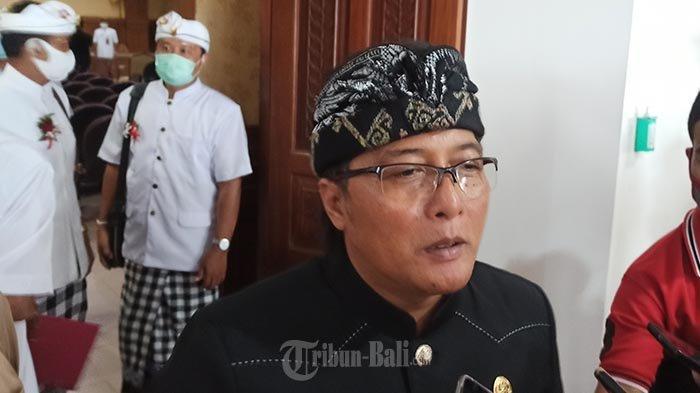 Giri Prasta Serahkan Bantuan PPKM Besok, Penerima di Badung 90 Ribu Lebih Kepala Keluarga