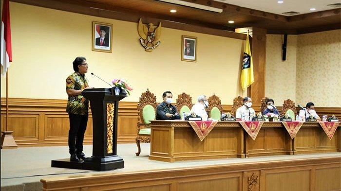 Bantuan Rp 300 Ribu/KK Selama PPKM Diperuntukkan Bagi Warga Badung yang Belum Pernah Dapat Bantuan