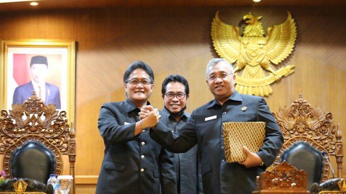 Ketua DPRD Badung Apresiasi Penjelasan Giri Prasta, Jelaskan Ranperda Pertanggungjawaban APBD 2019