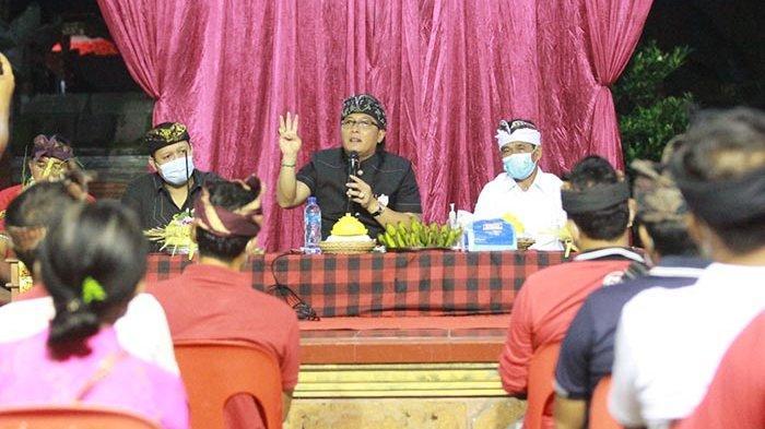Serap Masukan Krama Adat Darmasaba, Bupati Badung Komitmen Tuntaskan Pembangunan Fasilitas Publik