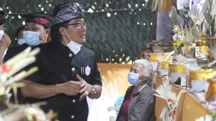 Lebih Dekat dengan I Nyoman Giri Prasta, 'Bupati Bares' yang Jiwa Pemimpinnya Tumbuh Sejak Muda