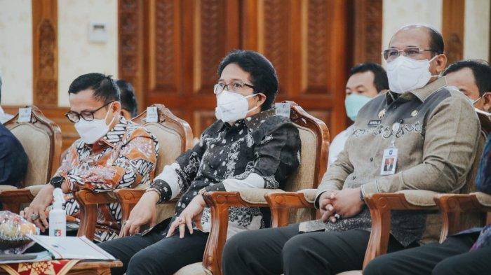 Bupati Badung Giri Prasta Ikuti Integrated Technology Event 2021