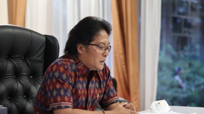 Menteri Luhut Apresiasi Bupati Giri Prasta, Tekan Penyebaran Pandemi Covid-19 di Badung