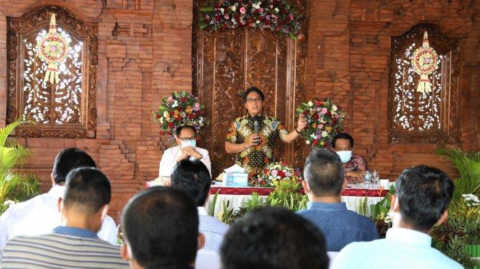 Bupati Giri Prasta Komitmen Lanjutkan Program untuk Kebahagiaan Masyarakat Badung