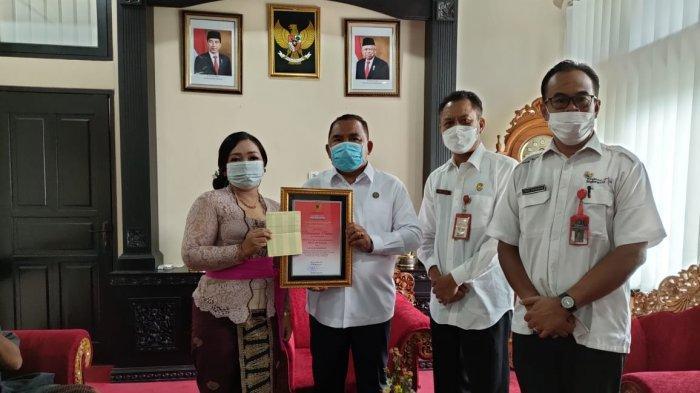 Jembrana Juara 1 Mesatua Bali, Bupati Tamba Apresiasi Semangat Lestarikan Warisan Budaya