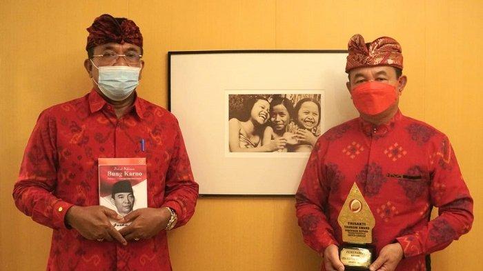 Tenganan Pegringsingan Sabet Terbaik 1 Nasional di Ajang Bergengsi Trisakti Tourism Award