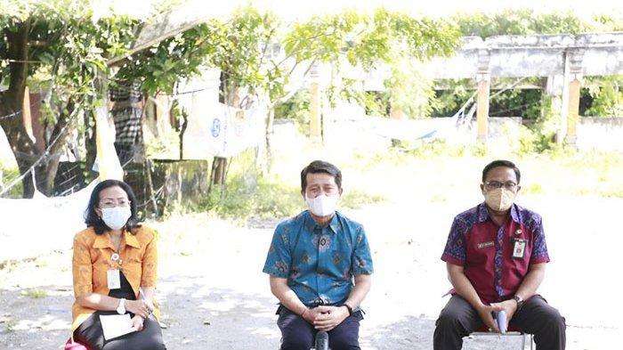 Pemkab Klungkung Berencana Bangun Pusat Layanan Usaha Terpadu di Desa Kamasan