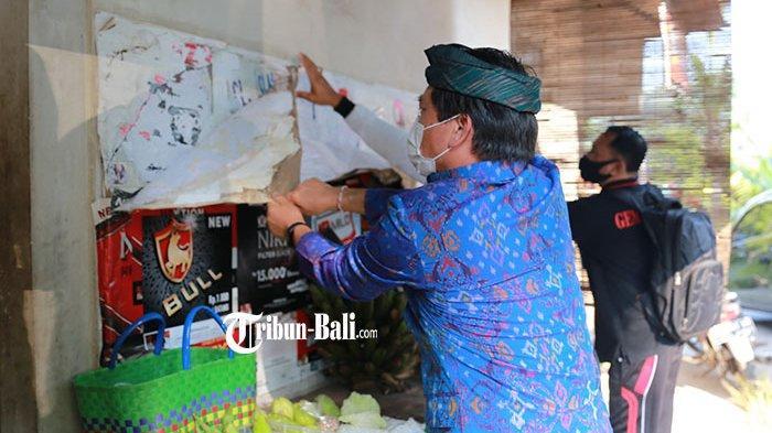 Iklan Rokok Kembali Menjamur di Klungkung, Bupati Suwirta Lepas Reklame Rokok di Warung-Warung