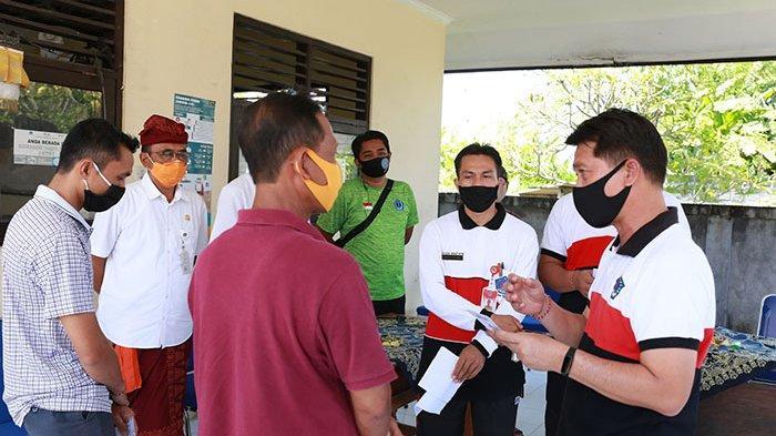 Temukan Penyaluran Salah Sasaran, Bupati Suwirta Kembali Tarik BLT